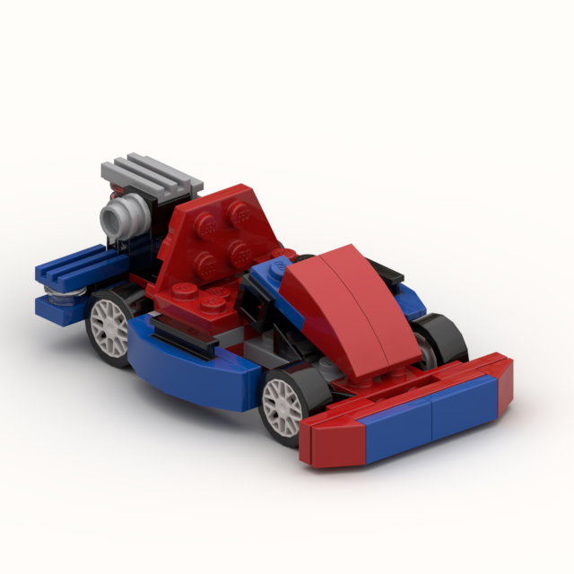 Go-kart, an alternate model of set 31000