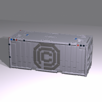 20ft container - OCP