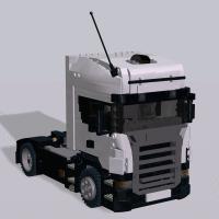 Scania R 4x2 Topline