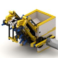 Conveyor belt starter module