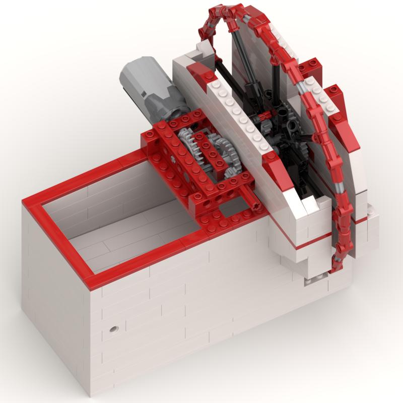 GBC Wheel Starter Module