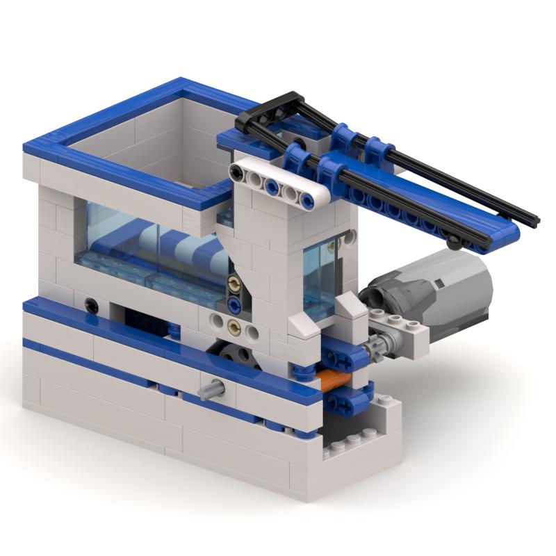 c-mt dk: Building Instructions for LEGO models